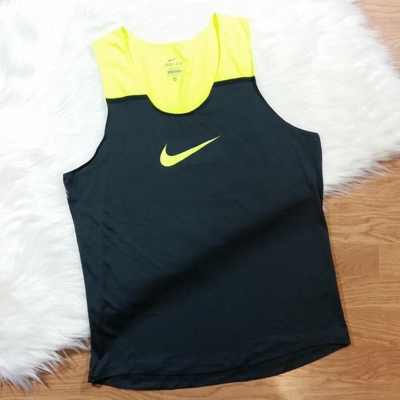 367b048e491a5 Men s Nike Dri-Fit running tank top (404). M 5ae6762eb7f72b2d95c81994